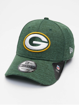New Era Snapback Cap Nfl Properties Green Bay Packers Shadow Tech grün