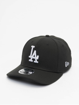 New Era Snapback Cap MLB Stretch Snap LA Dodgers 9Fifty nero