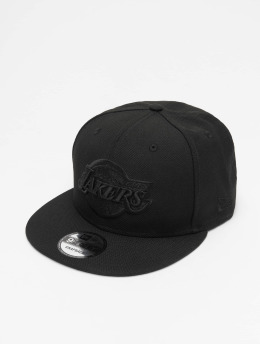 New Era Snapback Cap NBA 9Fifty LA Lakers nero
