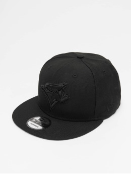 New Era Snapback Cap MLB Toronto Blue Jays 9Fifty nero