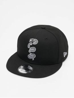 New Era Snapback Cap NBA20 Philadelphia 76ers City Alt EM 9Fifty nero