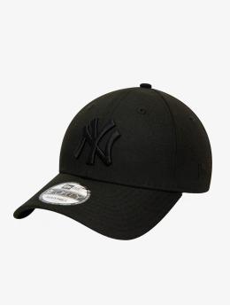 New Era Snapback Cap MLB New York Yankees Team Contrast 9Forty nero