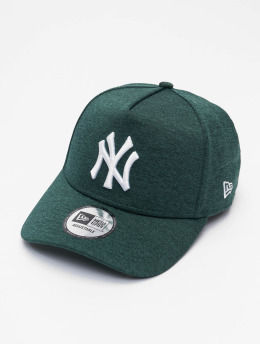 New Era Snapback Cap MLB New York Yankees Tonal Team 940 AF olive