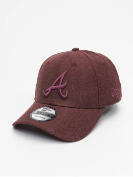 New Era snapback cap MLB Atlanta Braves Winterized The League 9Forty rood