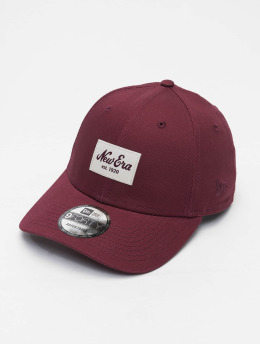 New Era snapback cap Colour Essential 9Forty rood