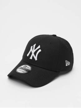 New Era Snapback Cap Diamond Era 9forty New York Yankees schwarz