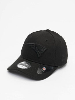 New Era Snapback Cap NFL 9Forty New England Patriots schwarz