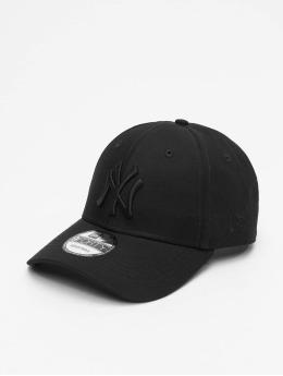 New Era Snapback Cap MLB 9Forty NY Yankees schwarz