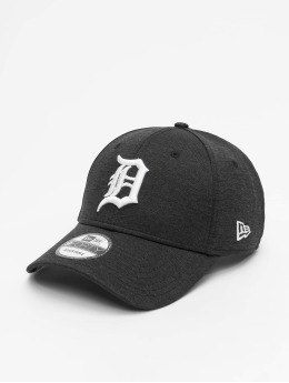 New Era Snapback Cap MLB Detroit Tigers Shadow Tech 9Forty schwarz