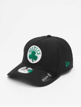 New Era Snapback Cap NBA Boston Celtics Base schwarz
