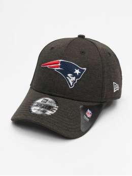 New Era Snapback Cap NFL New England Patriots Shadow Tech 940 schwarz