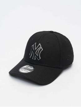 New Era Snapback Cap MLB New York Yankees Tonal 39Thirty schwarz