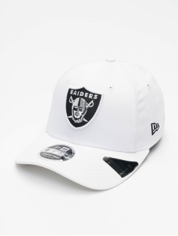 New Era Snapback Cap White Base 9Fifty Oakland Raiders  weiß