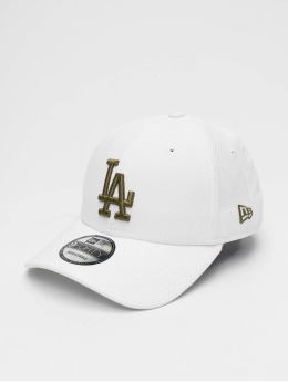 New Era Snapback Cap MLB Diamond Era 9forty Los Angeles Dodgers white