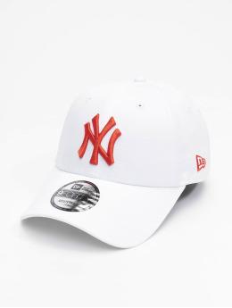 New Era Snapback Cap Mlb Properties New York Yankees League Essential 9forty white