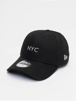 New Era snapback cap NYC Seasonal 9forty zwart