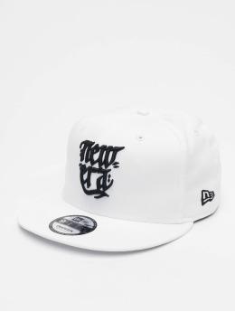 New Era snapback cap Script 9fifty zwart