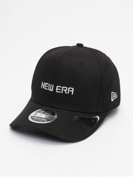 New Era snapback cap Essential 9Fifty zwart