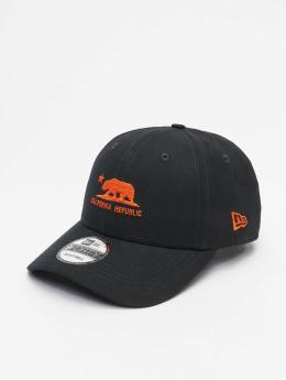 New Era snapback cap Cali zwart