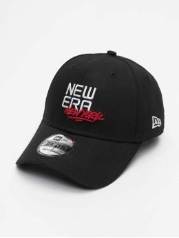 New Era snapback cap US 9Forty  zwart