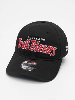 New Era snapback cap 9Twenty Portland Trail Blazers zwart