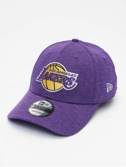 New Era snapback cap NBA Shadow Tech 9forty zwart