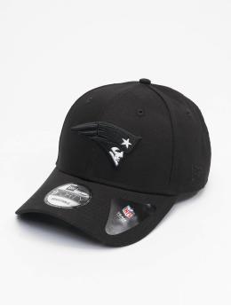 New Era snapback cap Nfl Properties New England Patriots Black Base 9forty zwart