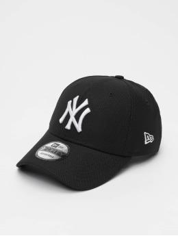 New Era Snapback Caps Diamond Era 9forty New York Yankees čern