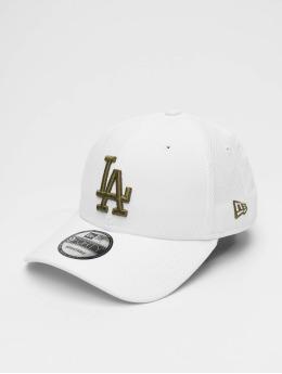New Era Snapback Caps MLB Diamond Era 9forty Los Angeles Dodgers bílý