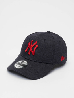 New Era Snapback Caps MLB NY Yankees Shadow Tech 9forty blå