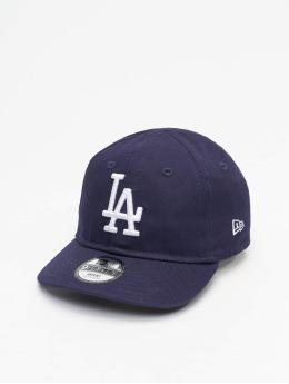 New Era Snapback Caps MLB LA Dodgers League Essential Td 9Forty blå