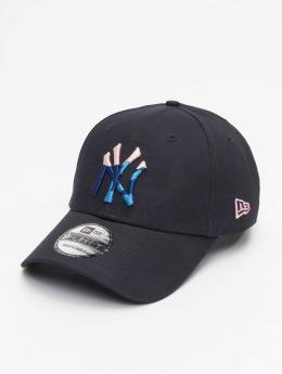 New Era Snapback Caps 9Forty Camo Infill NY Yankees blå