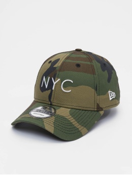New Era Snapback Caps Essential New Era 9Forty camouflage