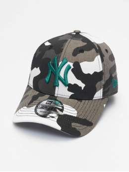 New Era Snapback Caps Mlb Properties New York Yankees All Over Camo 9forty camouflage