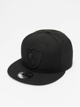 New Era Snapback Caps NFL 9Fifty Oakland Raiders czarny