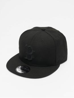 New Era Snapback Caps MLB Boston Red Sox 9Fifty czarny