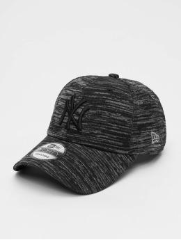 New Era Snapback Caps MLB NY Yankees Engineered Fit 9forty czarny