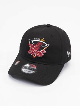 New Era Snapback Caps NBA Miami Heat NBA21 Tip Off 9Twenty czarny