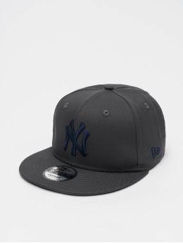 New Era Snapback Caps Mlb 9fifty Neyyan grå
