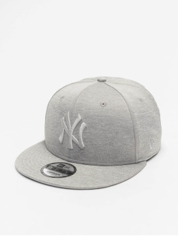 New Era Snapback Caps MLB NY Yankees Shadow Tech 9Fifty grå