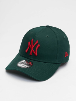 New Era Snapback Caps MLB NY Yankees Essential 9Forty grøn