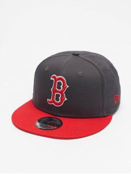New Era Snapback Caps MLB Boston Red Sox League Essential 9Fifty harmaa