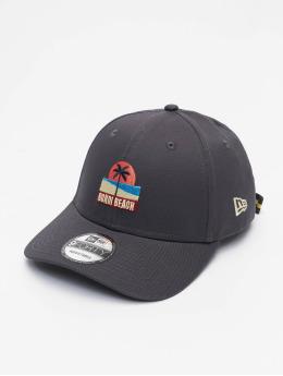 New Era Snapback Caps Summer 9Forty harmaa