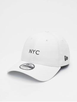 New Era Snapback Caps NYC Seasonal 9forty hvit