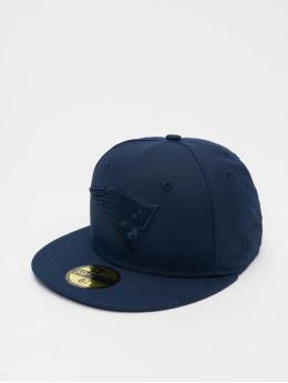 New Era Snapback Caps Poly Tone 59fifty modrý