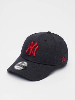 New Era Snapback Caps MLB NY Yankees Shadow Tech 9forty modrý