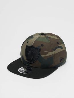 New Era Snapback Caps Oakland Raiders musta