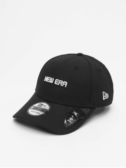 New Era Snapback Caps Uni 9Forty musta