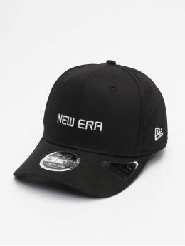 New Era Snapback Caps Essential 9Fifty musta
