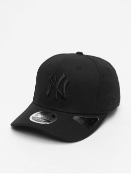 New Era Snapback Caps MLB NY Yankees Tonal Black 9Fifty  musta